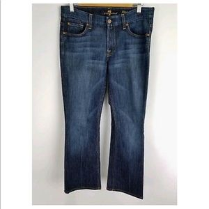 7 For All Mankind Jeans Size 28 Kimmie Boot Cut